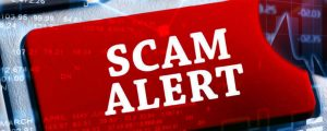 signs of scam